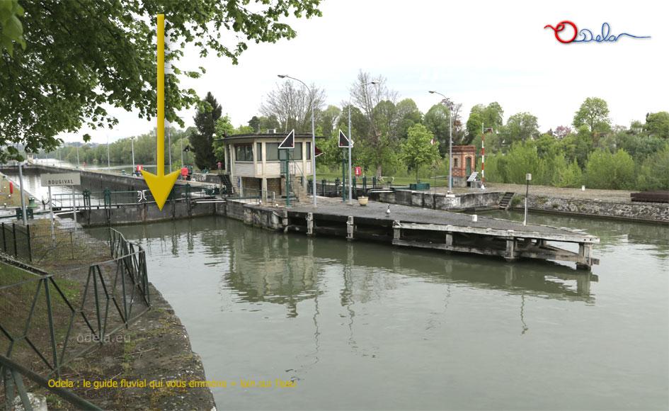 Ecluse de Bougival