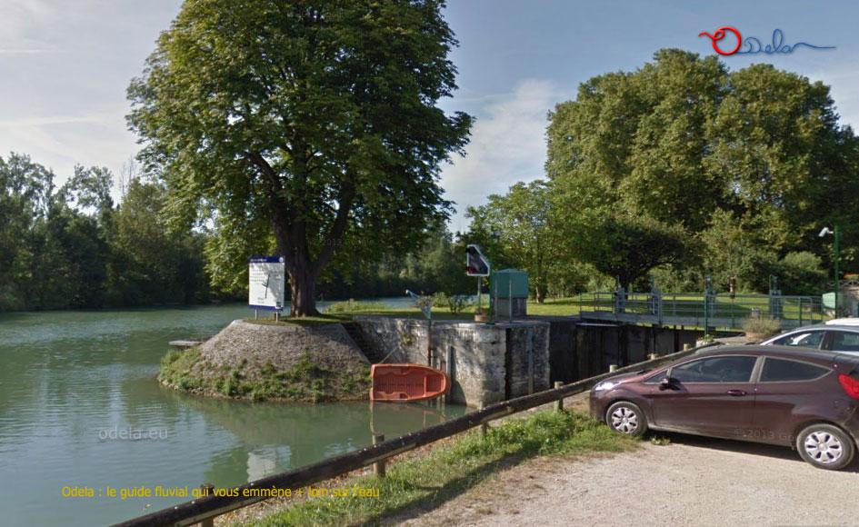 Ecluse de Vaires-sur-Marne